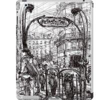 Paris 6 iPad Case/Skin