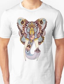 Elephant Tapestry Unisex T-Shirt