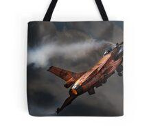 Dutch Demo Team F16 Fighting Falcon Tote Bag