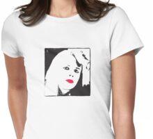 The Swear - Elizabeth Elkins Womens Fitted T-Shirt