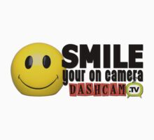 Dashcam.tv Bumper Sticker Baby Tee