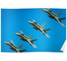 Hornet Quartet Poster