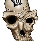 Skull XIII by Brad Collins
