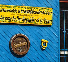 Welcome to the Republic of La Boca by photograham