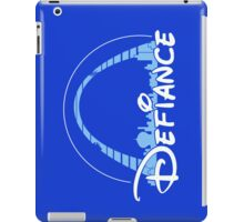 The most defiant place on New Earth! iPad Case/Skin