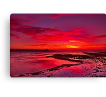 """Dawn Palette"" Canvas Print"