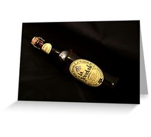 Still Life - French Ale 2 Greeting Card