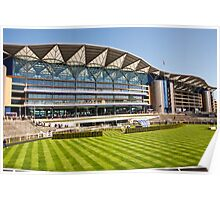 Royal Ascot  Race Course Poster