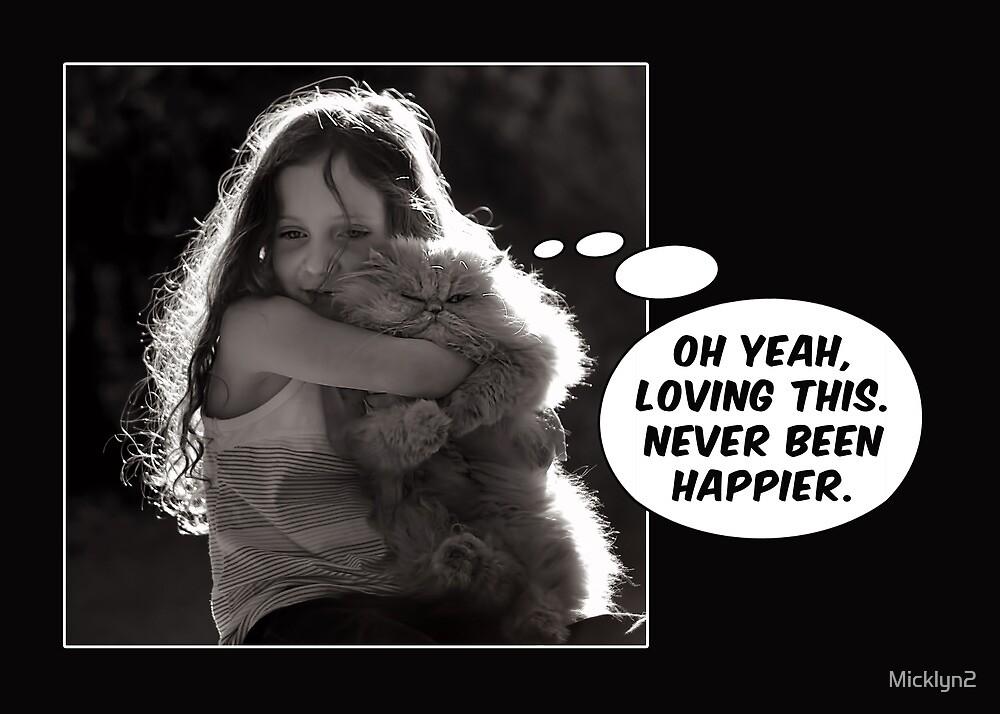 Oh yeah, loving this hug! by Micklyn2