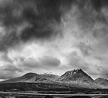 Glen Coe by redtree