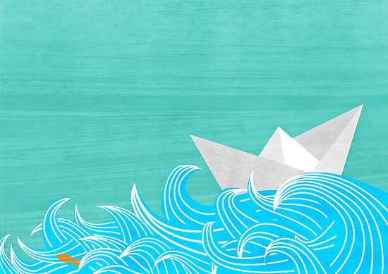 Sail Away by Chloe Morris