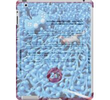 Oppression - Teenager iPad Case/Skin