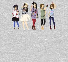 K-On! - LISTEN! - Full Cast (RENDER) Unisex T-Shirt