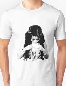 honey cocaine halftone T-Shirt
