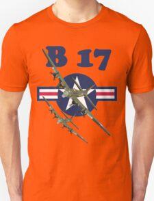 B 17 Tee Shirt Unisex T-Shirt
