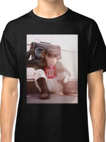 Monkey Beat Classic T-Shirt