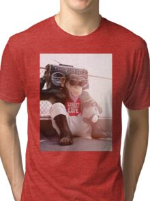 Monkey Beat Tri-blend T-Shirt
