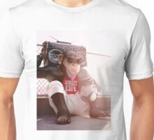 Monkey Beat Unisex T-Shirt
