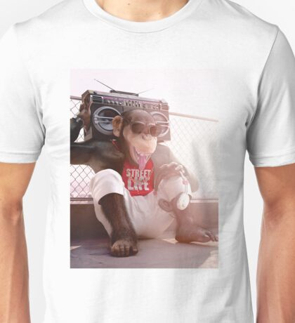 Monkey Beat Unisex T-Shirt