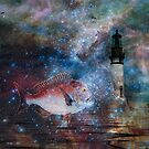Flying Fish by Suzanne  Carter