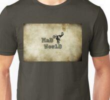 MAD WORLD MOTO X. Unisex T-Shirt