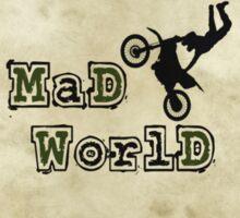 MAD WORLD MOTO X. Sticker