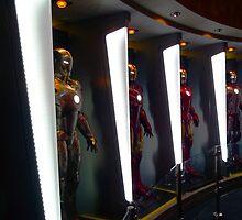 Hall of Armor - Iron Man by DrStantzJr