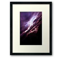 Merimbula Lake Dusk Reflections No. 2 Framed Print