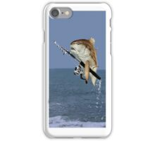 <º))))><   FISH GOES FISHING IPHONE CASE <º))))><    iPhone Case/Skin