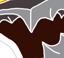 Berserk Armor Helmet - No Outlines Sticker