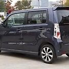 New Maruti Wagon R by saahilsinha
