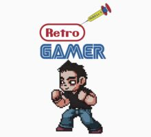 Retro Gamer Addict by RetroGameAddict