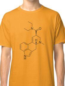 LSD molecule shirt Classic T-Shirt