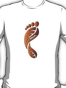 barefoot primal T-Shirt