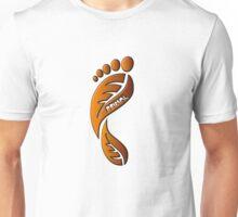 barefoot primal Unisex T-Shirt