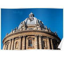 Radcliffe Camera Oxford England Poster