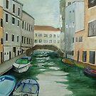 Via Venezia  by Caroline  Hajjar Duggan