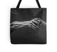 The Strong Arm Of The Law Tote Bag