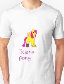 scene pony Unisex T-Shirt
