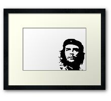 Che Geavara Framed Print