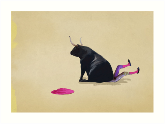 Sitting bull by levman