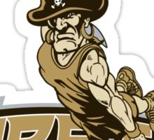 Pirates Basketball Club logo Sticker