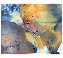 Sleep My Child (Quartz Geode) Poster