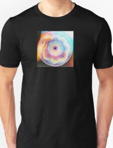 The Structure of a Sphere  Unisex T-Shirt