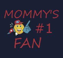 Mom's #1 Fan Kids Tee