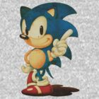 Vintage Sonic by Sir Slay Design