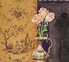French Roses by Irina Sztukowski
