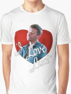 I Love Luci Graphic T-Shirt