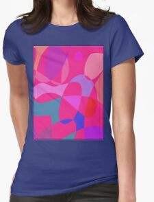 Pink Connections Womens Fitted T-Shirt