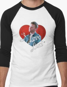 I Love Luci Men's Baseball ¾ T-Shirt